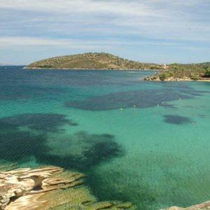Chalkidiki beach